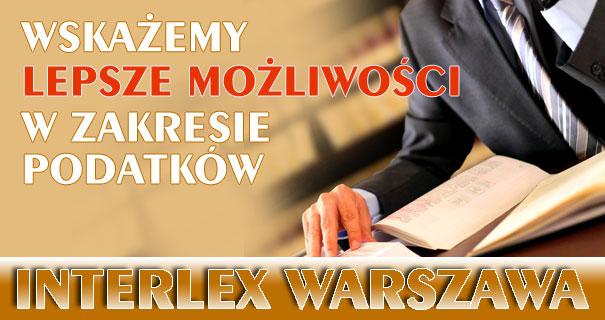 Doradca podatkowy Warszawa wskaże lepsze możliwości