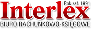 Logo Biuro Rachunkowe Interlex Warszawa